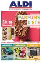 Catalogue Aldi en cours, Parfums d'été, Page 1