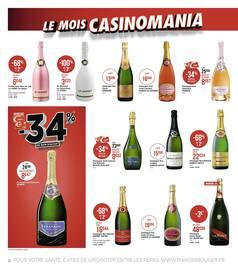 Catalogue Géant Casino en cours, Le Mois Casino Mania, Page 12