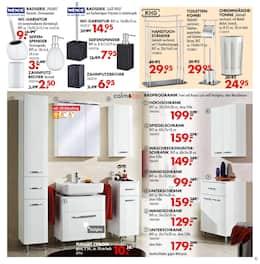 Aktueller Möbel Kraft Prospekt, Lustvoll kochen! KRAFTvoll sparen! , Seite 25