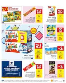 Catalogue Carrefour en cours, Le mois de la fidélité, Page 55