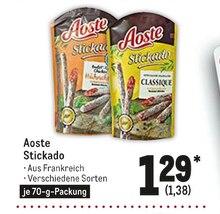 Wurst von Aoste im aktuellen Metro Prospekt für 1.38€