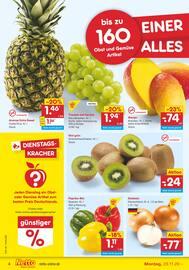 Aktueller Netto Marken-Discount Prospekt, EINER FÜR ALLES. ALLES FÜR GÜNSTIG., Seite 4