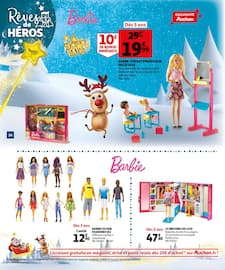 Catalogue Auchan en cours, Des jouets de rêves, Page 24