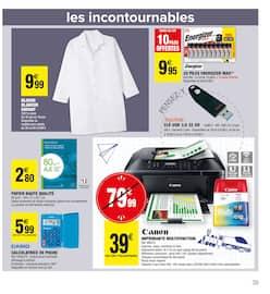 Catalogue Carrefour Market en cours, Promos à croquer, Page 39