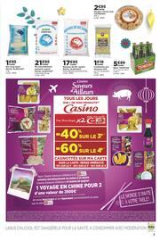 Catalogue Casino Supermarchés en cours, 2019 sera promo !, Page 7