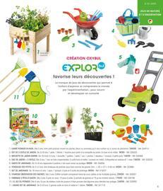Catalogue Oxybul en cours, Catalogue plein air. Le plein d'énergie et de talents ! , Page 5