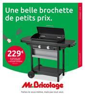 Catalogue Mr Bricolage en cours, Une belle brochette de petits prix., Page 1