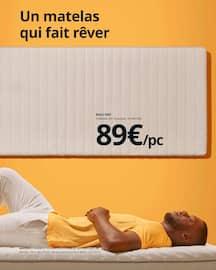 Catalogue IKEA en cours, Réveillez votre intérieur, Page 45