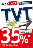Aktueller XXXLutz Möbelhäuser Prospekt, TVT-Angebote, Seite 1