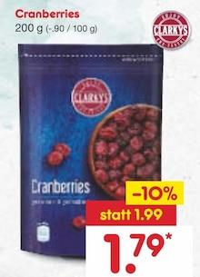 Lebensmittel von CLARKYS im aktuellen Netto Marken-Discount Prospekt für 1.79€