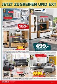Aktueller Segmüller Prospekt, Segmüller - Sicherheit beim Möbelkauf, Seite 4