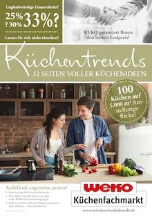 WEKO-Küchenfachmarkt - Küchentrends