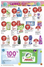 Catalogue Casino Supermarchés en cours, Faites-vous plaisir cet été !, Page 44