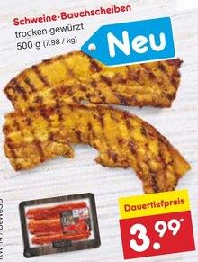 Lebensmittel im aktuellen Netto Marken-Discount Prospekt für 3.99€