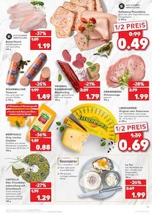 Brot im Kaufland Prospekt 9 Jahre in Folge. auf S. 16