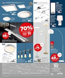 Aktueller porta Möbel Prospekt, Winterschlussverkauf, Seite 12