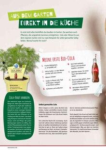 BAUHAUS Cola im Prospekt Fachprospekt Abenteuer Garten