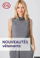 Catalogue C&A en cours, Nouveautés vêtements, Page 1