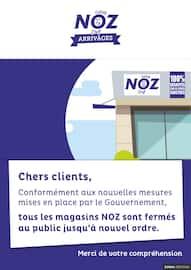 Catalogue NOZ en cours, Noz, Page 1