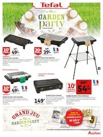 Catalogue Auchan en cours, Voilà les beaux jours !, Page 35