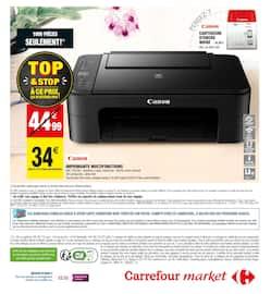 Catalogue Carrefour Market en cours, Les promos à croquer, Page 44