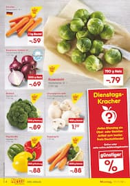 Aktueller Netto Marken-Discount Prospekt, Weihnachts-Vorboten, Seite 4