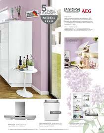 Aktueller porta Möbel Prospekt, Küchenwelt mit viel Platz zum Leben., Seite 23