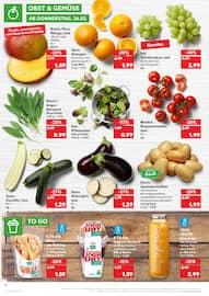 Aktueller Kaufland Prospekt, Essen ist Vielfalt genießen., Seite 14