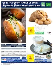 Catalogue Carrefour en cours, Manger Mieux au quotidien, c'est possible !, Page 6