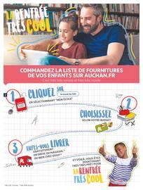 Catalogue Auchan en cours, La rentrée très cool, Page 2