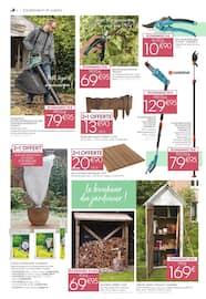 Catalogue Truffaut en cours, Le marché d'Automne : bulbes, rosiers, arbustes... À vos plantations !, Page 4
