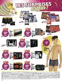 Catalogue Géant Casino en cours, Des cadeaux par milliers !, Page 34