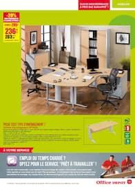 Catalogue Office DEPOT en cours, Spécial mobilité, des promos avant l'été !, Page 13