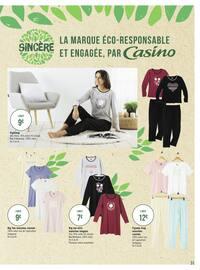 Catalogue Géant Casino en cours, BIO, Page 31