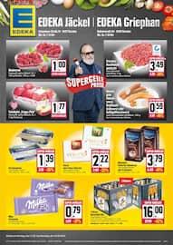 Aktueller EDEKA Prospekt, Wir lieben Lebensmittel!, Seite 1