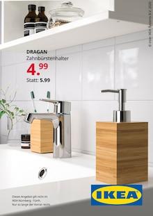 Der aktuelle IKEA Prospekt Jetzt alles für dein Badezimmer noch günstiger.