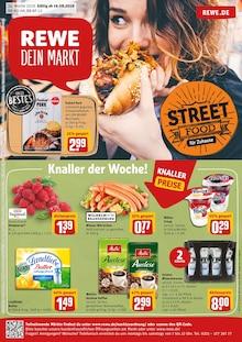 REWE, STREET FOOD FÜR ZUHAUSE für Hannover