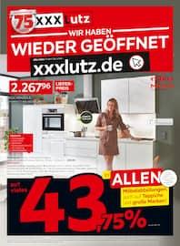 Aktueller XXXLutz Möbelhäuser Prospekt, WIEDER GEÖFFNET, Seite 1