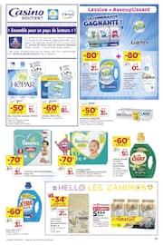 Catalogue Casino Supermarchés en cours, Les jours économix avec les Vitamix, Page 21
