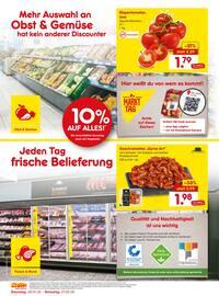 Aktueller Netto Marken-Discount Prospekt, Wiedereröffnung - 10% auf alles, Seite 4