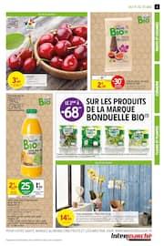 Catalogue Intermarché en cours, Spécial BIO, Page 3