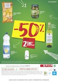 Catalogue Spar en cours, Promo de saison Spar ici !, Page 2