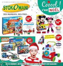 Catalogue Stokomani en cours, Cooool ! C'est Noël, Page 1