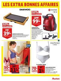 Catalogue Auchan en cours, Irrésistible Chandeleur, Page 55