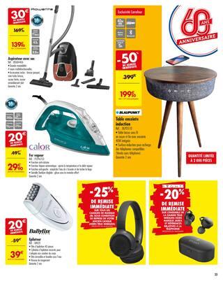 Catalogue Carrefour en cours, Dernière semaine encore moins chère !, Page 35