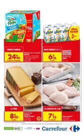 Catalogue Carrefour en cours, Maxi format mini prix, Page 16