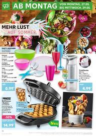 Aktueller Kaufland Prospekt, Essen ist Glück, Seite 36