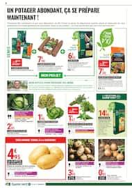 Catalogue Gamm Vert en cours, Préparez dès maintenant une bonne récolte !, Page 4