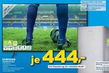 Fernseher von SAMSUNG im aktuellen EURONICS Prospekt für 444€