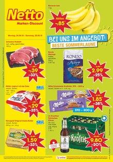Netto Marken-Discount - Bei uns im Angebot: Beste Sommerlaune